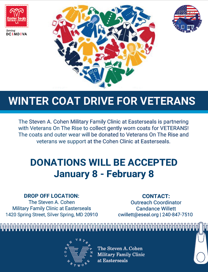 coat drive veterans