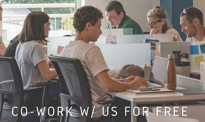Cowork with us