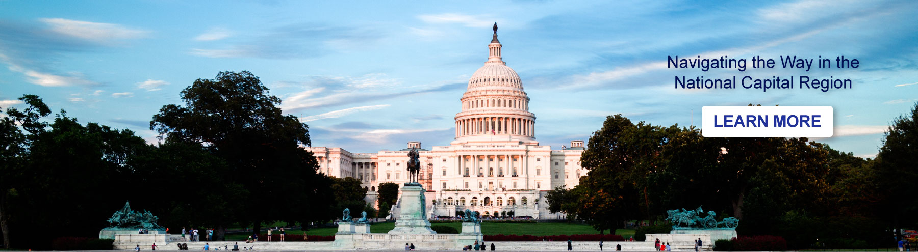 Navigating the way in the national capital region - learn more