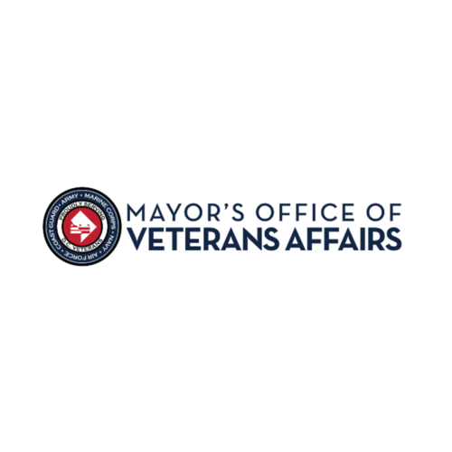 Mayor's office of veteran affairs logo