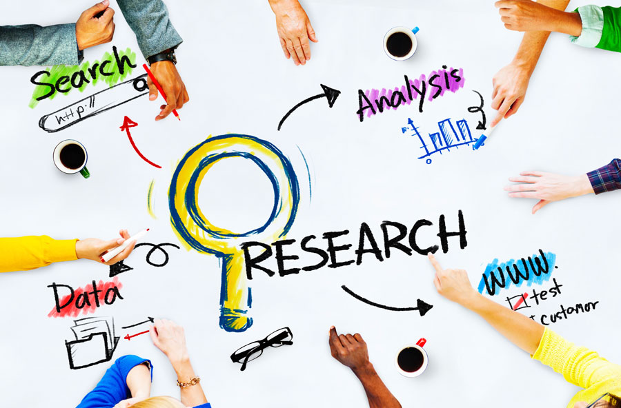 Research Study on Caregivers - :
